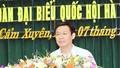 Phó Thủ tướng Chính phủ Vương Đình Huệ tiếp xúc cử tri Hà Tĩnh