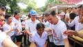 Tấm lòng của Công ty Cổ phần Địa ốc Kim Phát đến với đồng bào miền Trung
