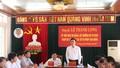 Bộ trưởng Lê Thành Long làm việc tại Cao Bằng