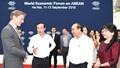 Thủ tướng yêu cầu đảm bảo an toàn tuyệt đối cho Hội nghị Diễn đàn Kinh tế Thế giới về ASEAN
