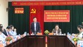 Bộ trưởng Tư pháp Lê Thành Long thăm và làm việc tại Thái Nguyên
