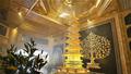 Cận cảnh xá lợi Phật vừa chính được rước về quần thể tâm linh Fansipan