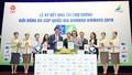 Ký kết tài trợ chính Giải Bóng đã cúp Quốc gia Bamboo Airways 2019