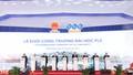 Bộ trưởng Giáo dục và Đào tạo Phùng Xuân Nhạ nhấn nút khởi công Đại học FLC