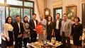 Bộ trưởng Tư pháp Lê Thành Long thăm, chúc Tết gia đình nguyên lãnh đạo Bộ