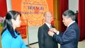 Nguyên Phó Chánh án TAND tỉnh Quảng Ninh được tặng Huân chương Lao động hạng Nhì