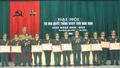 Phong trào thi đua quyết thắng khơi dậy tiềm năng của chiến sỹ biên phòng Nam Định