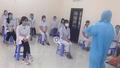 Hơn 100 sinh viên Trường Cao đẳng Y tế Quảng Ninh tình nguyện tham gia chống dịch