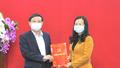 Quảng Ninh: Hiệu trưởng Trường Đào tạo cán bộ Nguyễn Văn Cừ đồng thời là Phó trưởng Ban Tổ chức Tỉnh ủy