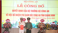 Bổ nhiệm Phó Giám đốc Công an tỉnh Quảng Ninh