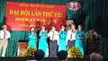 Sở Tư pháp Nam Định phấn đấu hàng năm có trên 80% tổ chức đảng hoàn thành tốt nhiệm vụ