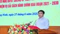 Quảng Ninh giảm đến 50% thời gian giải quyết thủ tục hành chính so với quy định