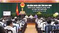 HĐND Nam Định xem xét điều chỉnh giảm và hủy bỏ một số công trình, dự án