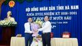 HĐND tỉnh Hà Nam bầu bổ sung Phó Chủ tịch UBND tỉnh