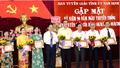 """Nam Định trao tặng Kỷ niệm chương """"Vì sự nghiệp Tuyên giáo"""""""
