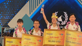 Nữ sinh Ninh Bình đăng quang Đường lên đỉnh Olympia 2020
