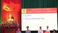 Công an tỉnh Quảng Ninh vinh dự được tặng Cờ thi đua của Chính phủ