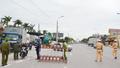 Quảng Ninh thiết lập chốt kiểm soát, phong tỏa một số khu vực dân cư