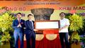 Trao quyết định công nhận hai bảo vật quốc gia chùa Hương Lãng