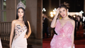 Dàn người đẹp gợi cảm trên thảm đỏ Bán kết Hoa hậu Việt Nam 2020