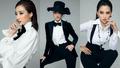 Tiểu Vy - Đỗ Mỹ Linh - Lương Thuỳ Linh cá tính với phong cách menswear