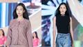Hoa hậu Mỹ Linh, Tiểu Vy để mặt mộc tổng duyệt 'Người đẹp thời trang'