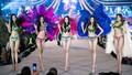 Nhan sắc top 5 'Người đẹp biển' Hoa hậu Việt Nam 2020