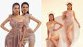 Hoa hậu Việt Nam Tiểu Vy - Đỗ Thị Hà lần đầu đọ sắc với váy xuyên thấu