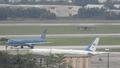 Vì sao hàng loạt máy bay của Tổng thống Trump liên tục đáp xuống sân bay Đà Nẵng?