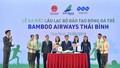 CLB đào tạo bóng đá trẻ Bamboo Airways Thái Bình ra mắt: Hiện thực hoá kỳ vọng về một nền bóng đá chuyên nghiệp