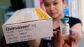 Hơn 80/200.000 trẻ bị phản ứng vắc xin Quinvaxem