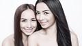 Những chị em gái đình đám của showbiz Việt