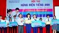 Báo Pháp luật Việt Nam đồng tổ chức Hội thi hùng biện tiếng Anh