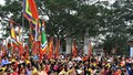 Đi lễ hội Từ Lương Xâm nhớ một thủơ hào hùng giữ nước