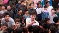 Cướp phết kinh hoàng ở lễ hội Hiền Quan