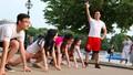 500 người trẻ tham gia giải chạy từ thiện tại SVĐ Mỹ Đình