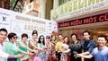 Dàn sao chúc mừng Hoa hậu Ngô Thu Trang khai trương Salon hàng hiệu