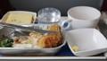 Lý do đồ ăn trên máy bay thường rất dở