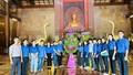 Đoàn Thanh niên Cục Công tác phía Nam dâng hương Bác Hồ và các Anh hùng Liệt sĩ