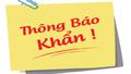 Hà Nội khẩn tìm người từng đến 2 địa điểm ở Thường Tín