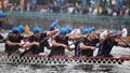 Sôi động lễ hội bơi chải thuyền rồng trên hồ Tây