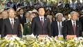 TP. Hồ Chí Minh diễu hành, diễu binh mừng 40 năm thống nhất