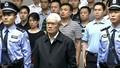 Trung Quốc tuyên án chung thân cho Chu Vĩnh Khang