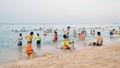Quảng Bình: Nước biển an toàn, khách đặt phòng tăng trở lại