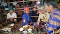 Linh thiêng lễ hội đập trống của người Ma Coong