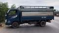 Xe tải lao vào tổ tuần tra, một CSGT nhập viện, tài xế bỏ trốn
