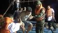 Quảng Bình:  Tàu cá bị chìm trên biển, ngư dân mất 3 tỷ đồng