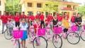 Quảng Bình: Hội Xe đạp xanh Hoàn Lão tặng 50 xe đạp cho học sinh nghèo vượt khó