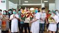 30 công dân Việt Nam từ Vũ Hán (Trung Quốc) được trở về nhà sau 21 ngày cách ly