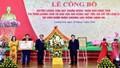 Công nhận huyện Lương Sơn đạt chuẩn nông thôn mới
